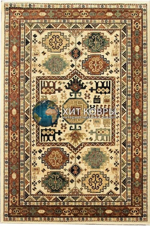 Бельгийский шерстяной ковер Kashqai 43 06 100