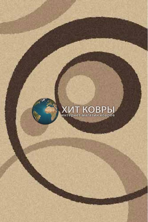 Российский ковер прямоугольный Platinum t151 бежевый