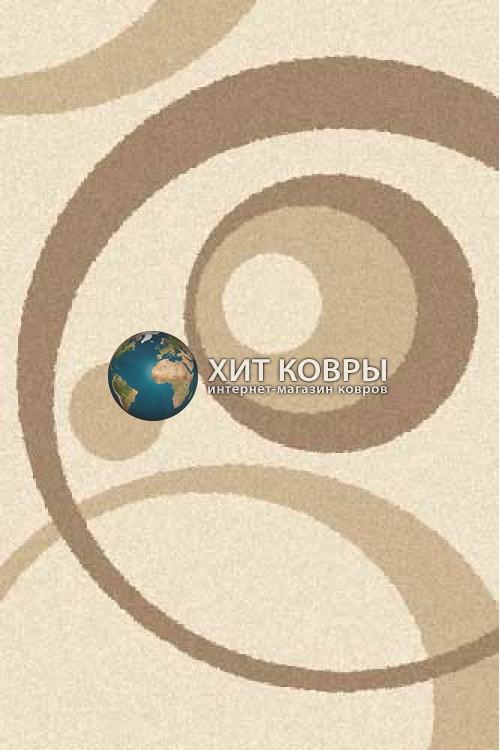 Российский ковер прямоугольный Platinum t151 кремовый