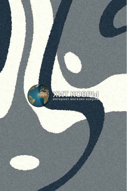 Российский ковер прямоугольный Platinum t619 natural голубой